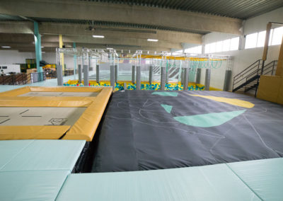 Bagjump Area